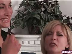 Nina Hartley Is Ready To Play Submissive Part 2