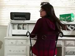 Tiffany Fox tells her girlfriend Sophia Jade that she feels neglected.