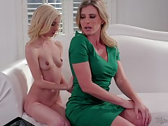 Piper is confused and isn`t sure what her step-mom is alluding to. When Cory picks up the condom threatening to tell her dad that his daughter is sexually active, Piper spit outs that she`ll do anything for her to keep this between themselves. Cory promis