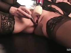 Nina Attacks Deauxma With Various Sex Toys 1