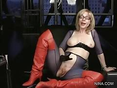 Pretty Nina Shares Her Sexual Experience 1