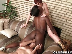 LILY CADE THREESOME WITH ANNA FOXXX AND HEIDI JENNER