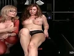 Nica Noelle And Nina Hartley 2